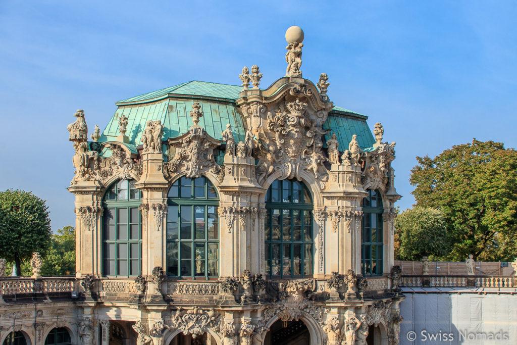 Dresdner Zwinger Sehenswürdigkeiten in Dresden