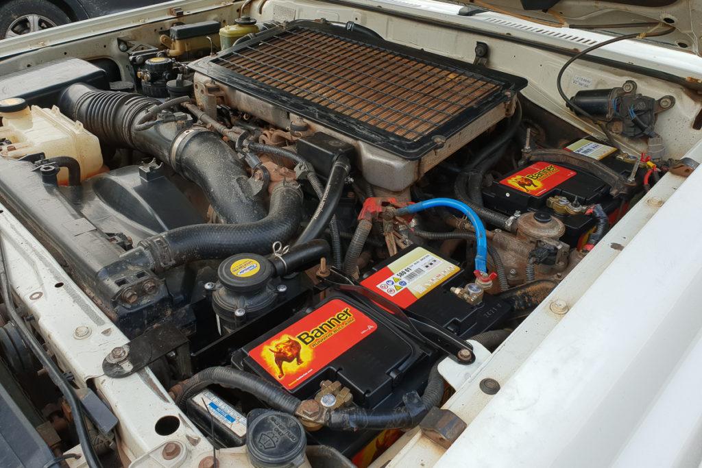 Die Beste Batterie für unseren Toyota LandCruiser Camper
