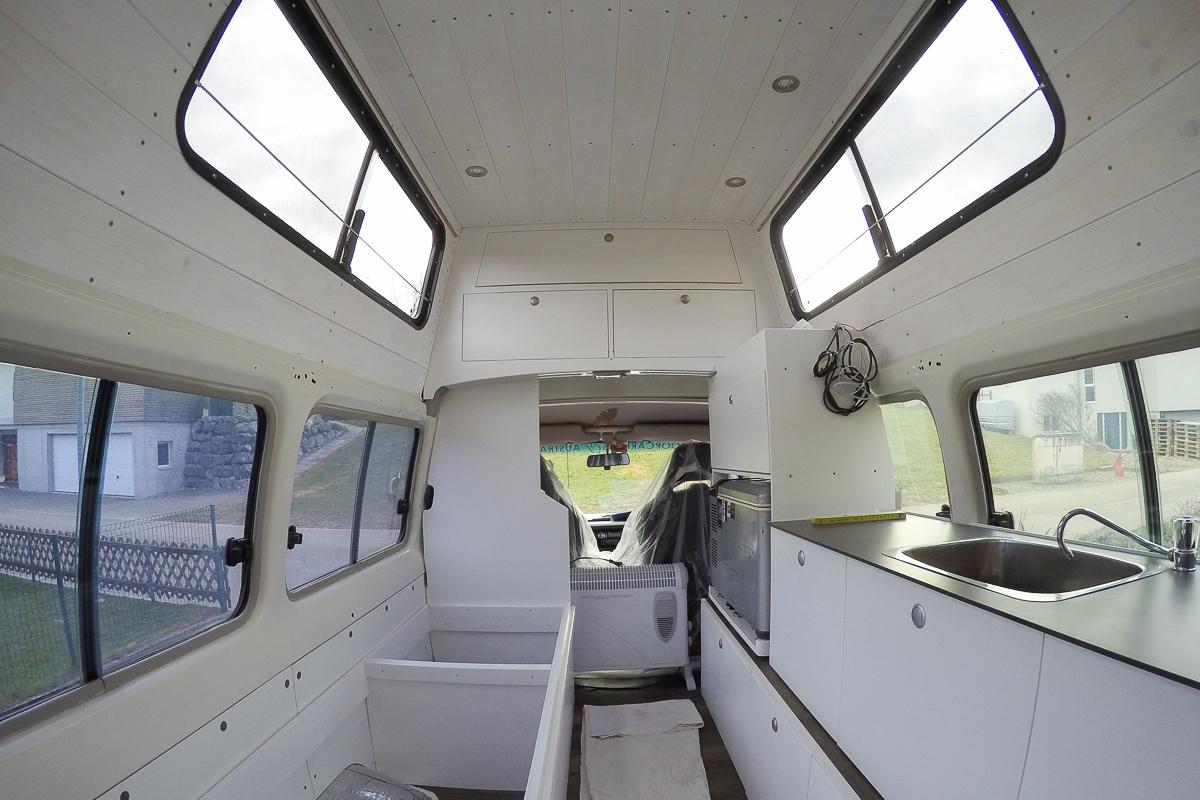 Camper Mobel Bauen Fur Unseren Land Cruiser Swiss Nomads