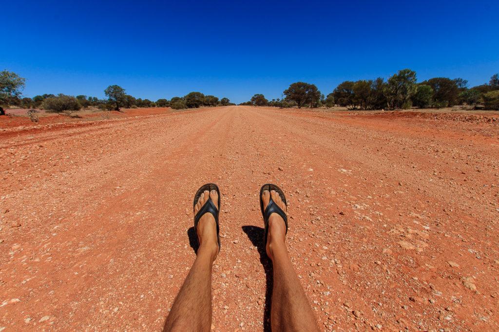 Digital Detox in Australien. Offline im Outback.