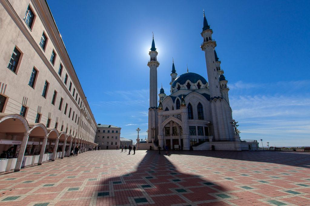 Kasan ist einer der schönsten Städte in Russland