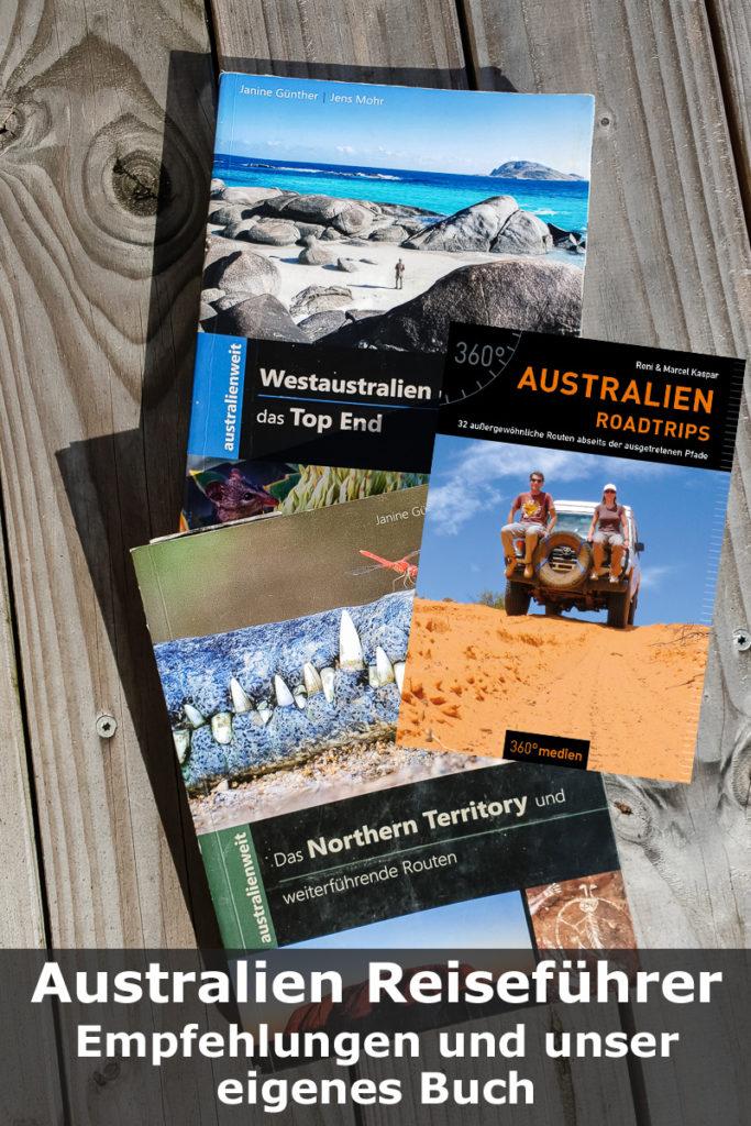 Empfehlenswerte Australien Reiseführer
