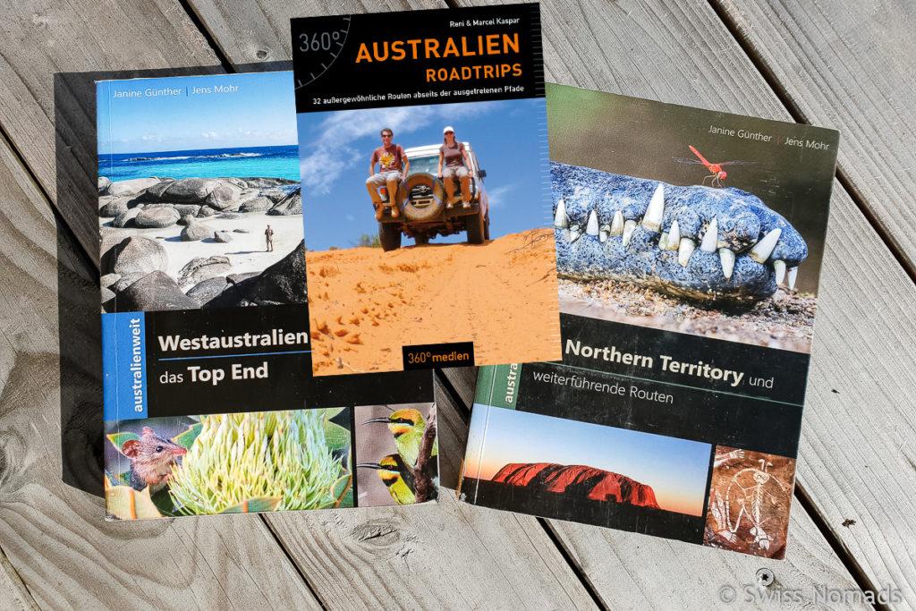 Australien Reiseführer Empfehlung