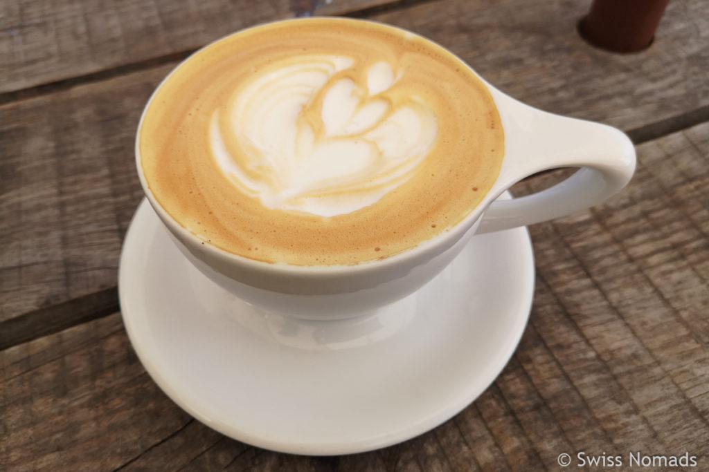 Cappuccino in Uruguay