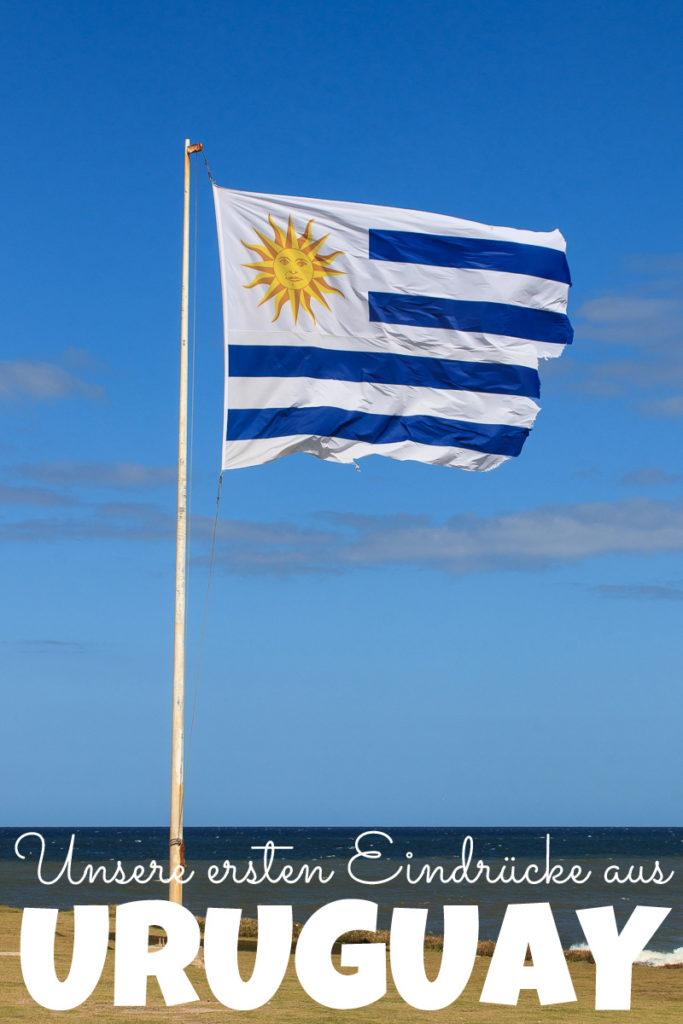 Uruguay unsere ersten Eindrücke