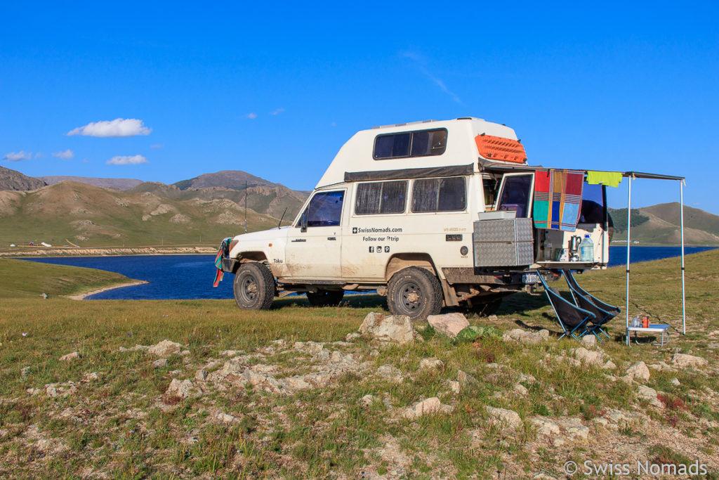 Fahrzeug für eine Langzeitreise