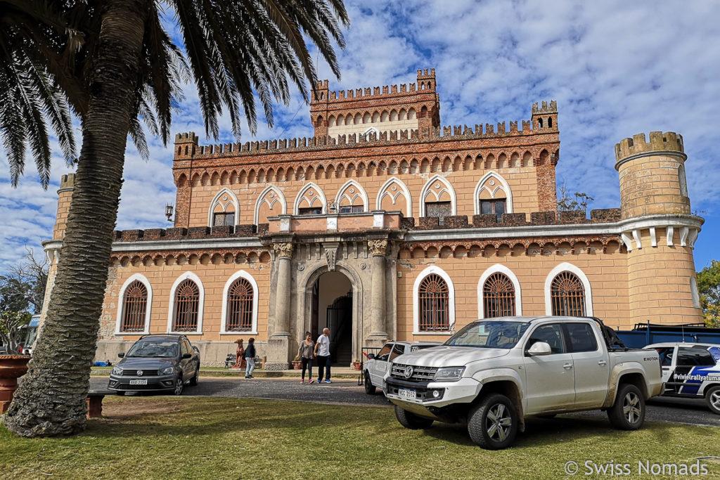 Casa di Piria in Uruguay