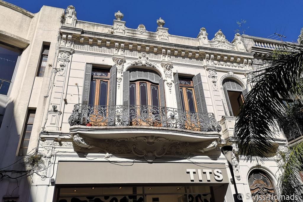 Ciudad Vieja in Montevideo