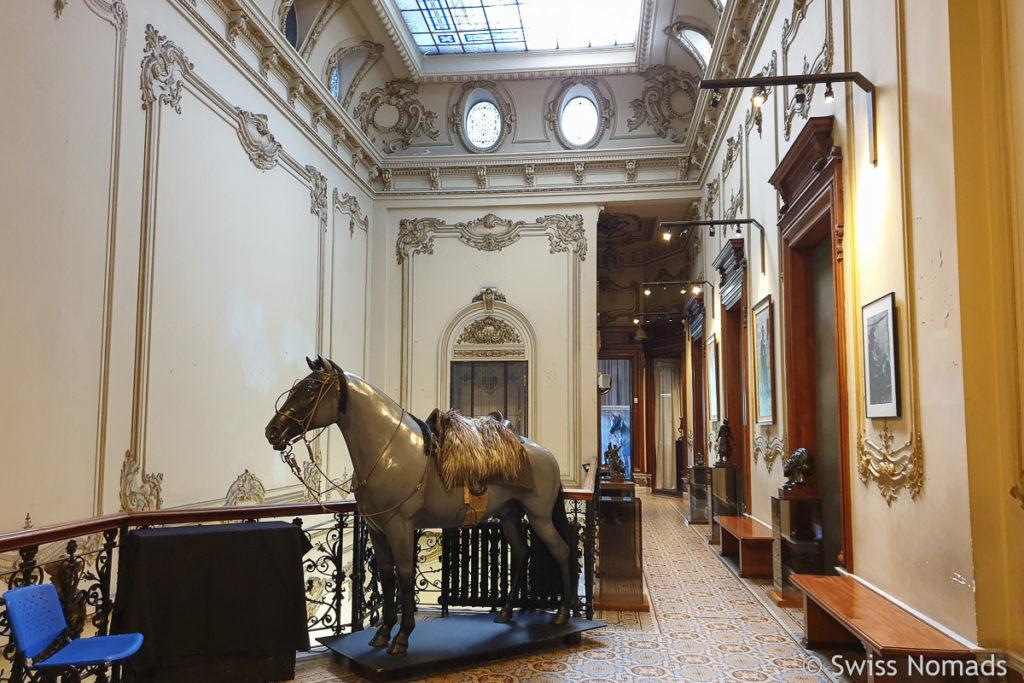 Gaucho Museum in Montevideo