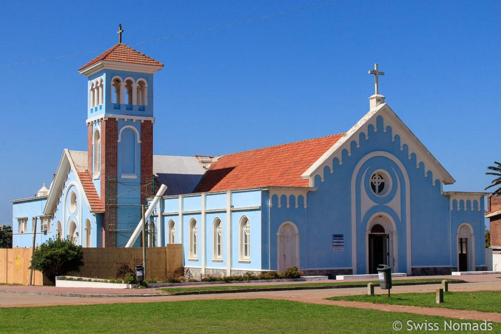 Iglesia de la Candelaria Punta del Este