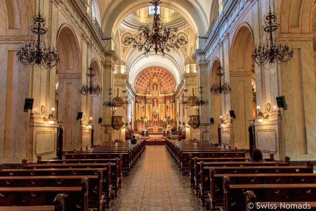 Iglesia Matriz in Montevideo