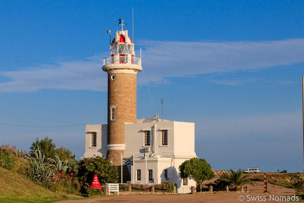 Faro Punta Carretas in Montevideo