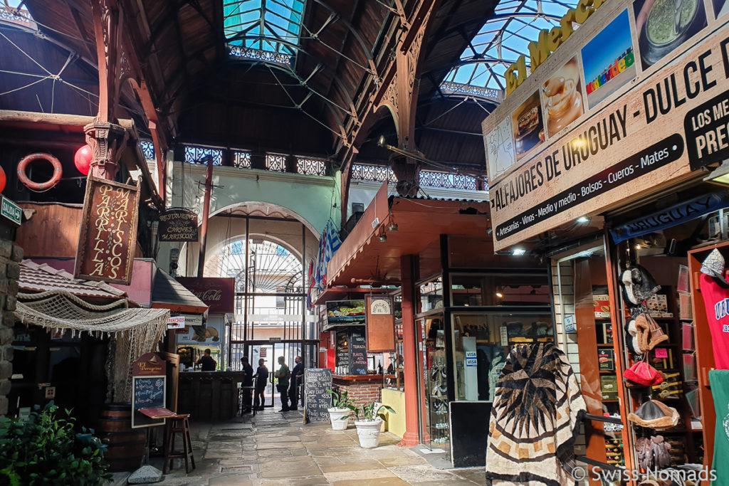 Mercado del Puerto in Montevideo
