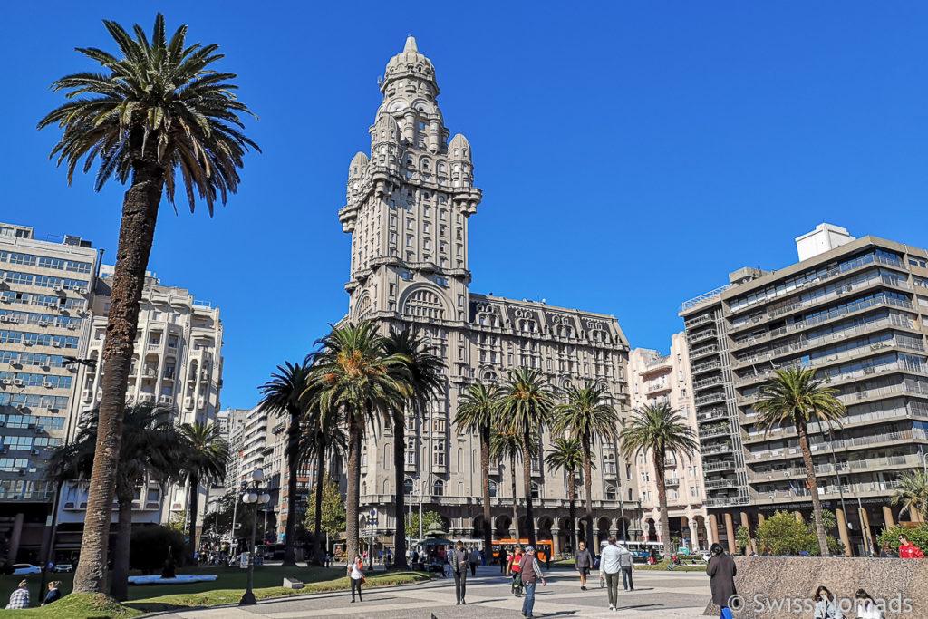 Die Sehenswürdigkeiten in Montevideo, Uruguay