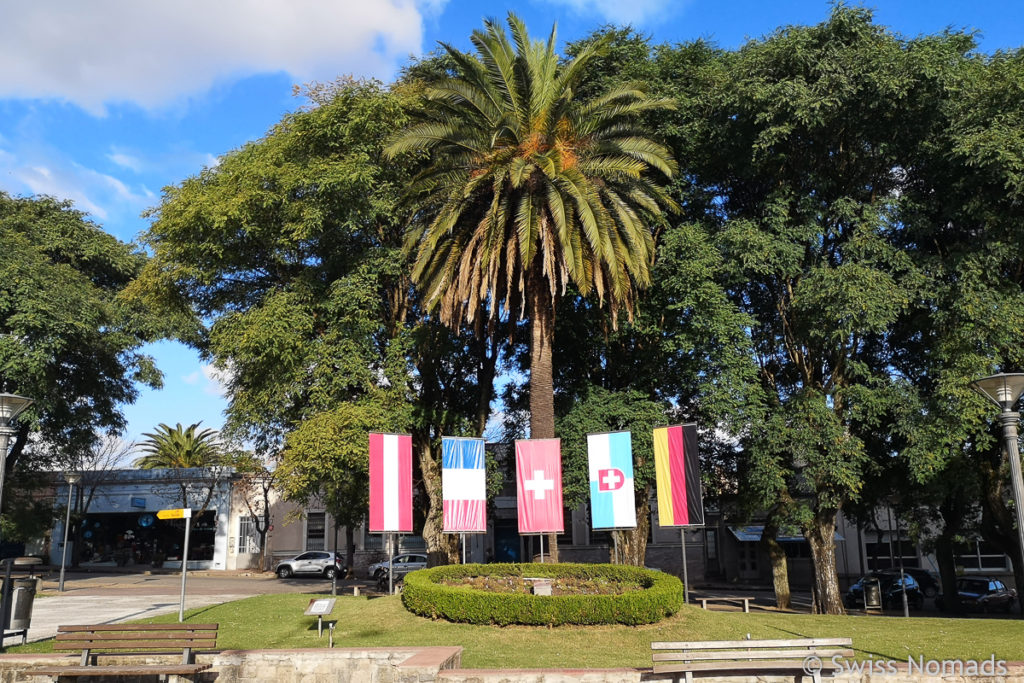 Nueva Helvetia Uruguay