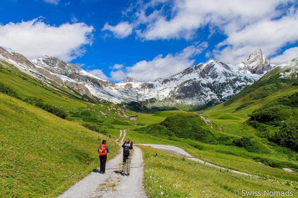 Österreich Blog wandern