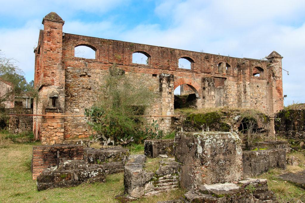 Ruinas del Cuapiru Uruguay