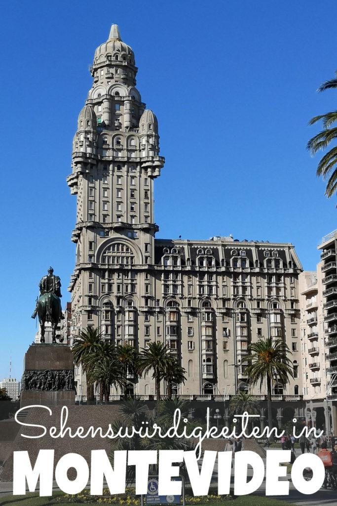 Sehenswürdigkeiten in Montevideo Plaza Independencia