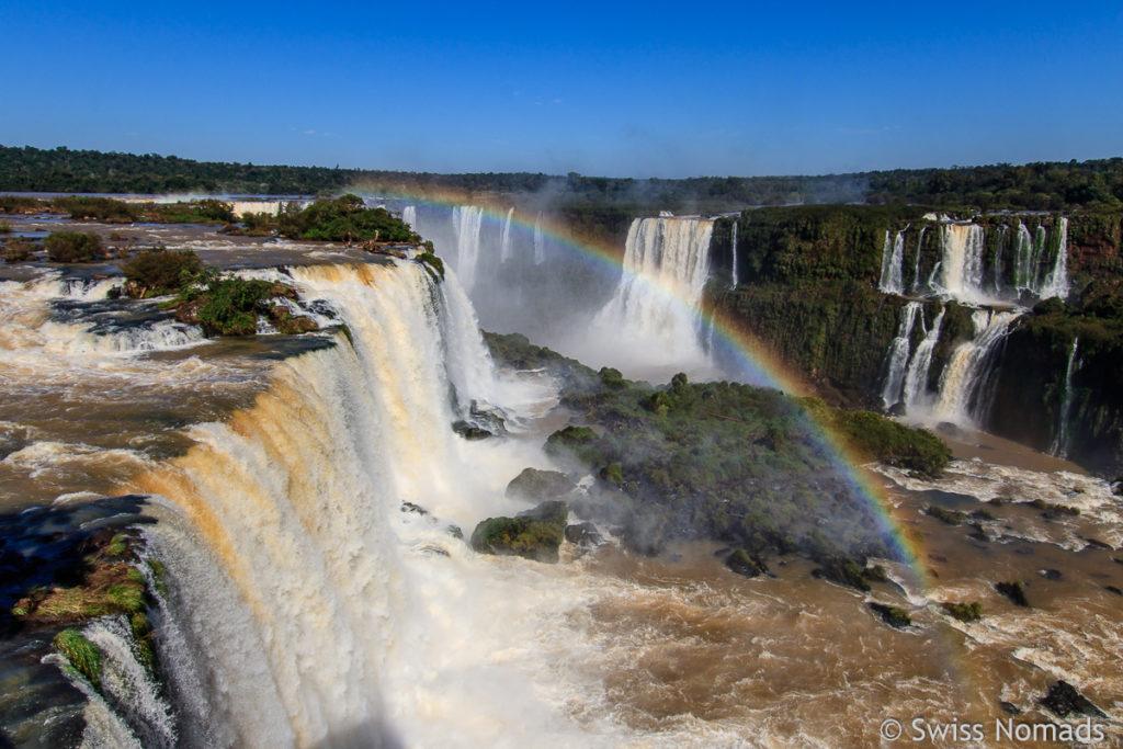 Cataratas Iguazu Brasilien
