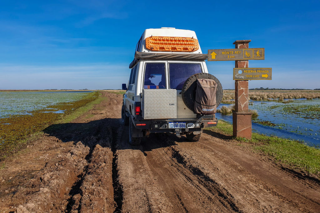 Esteros del Ibera Argentinien