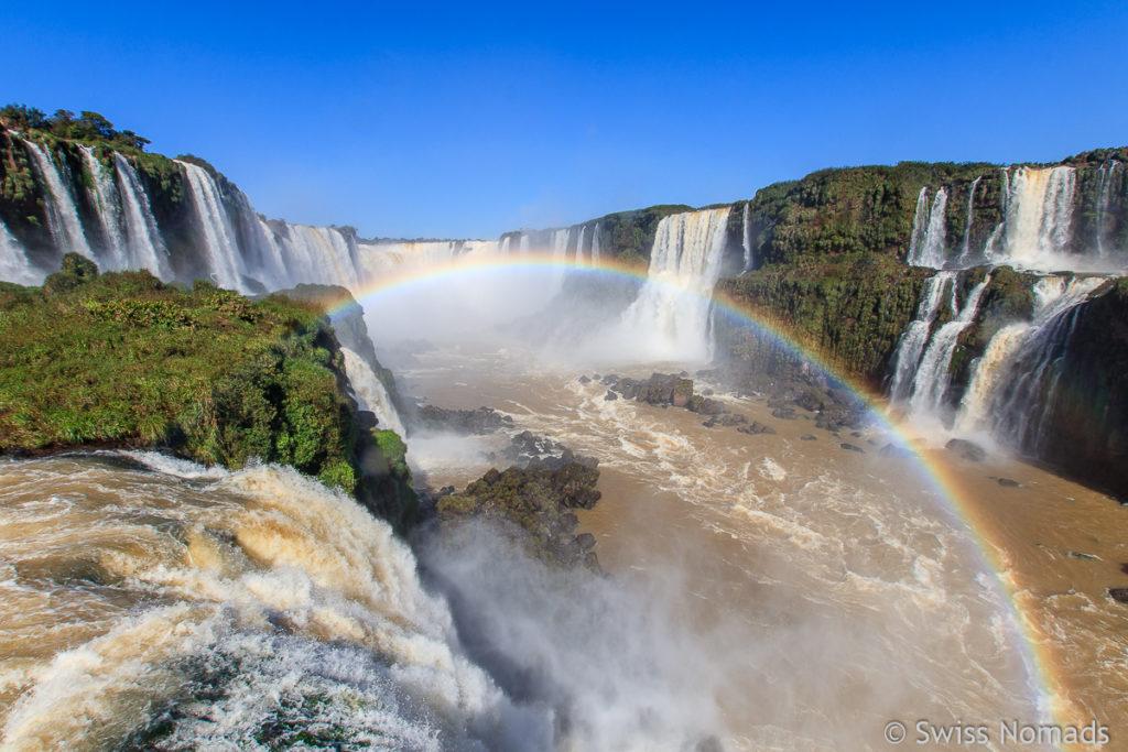 Cataratas Argentinien und Brasilien