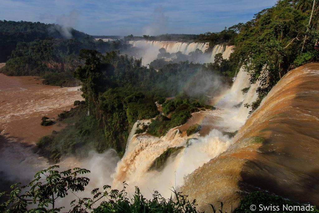 Cataratas Iguazu Argentinien