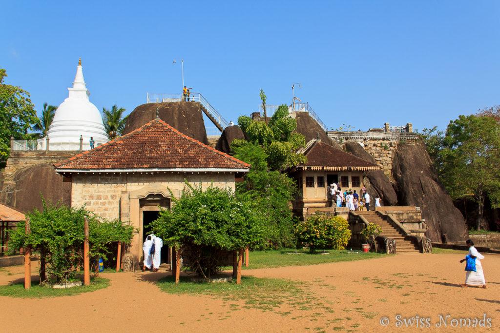 Isurumuniya Vihara Anuradhapura