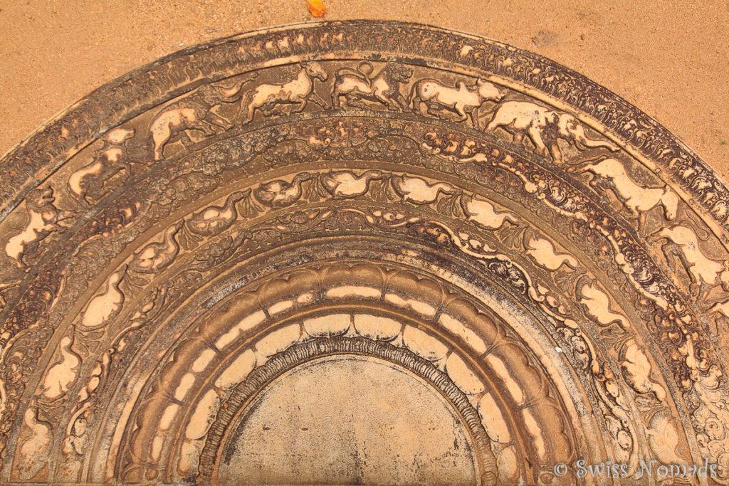 Ratnaprasada in Anuradhapura