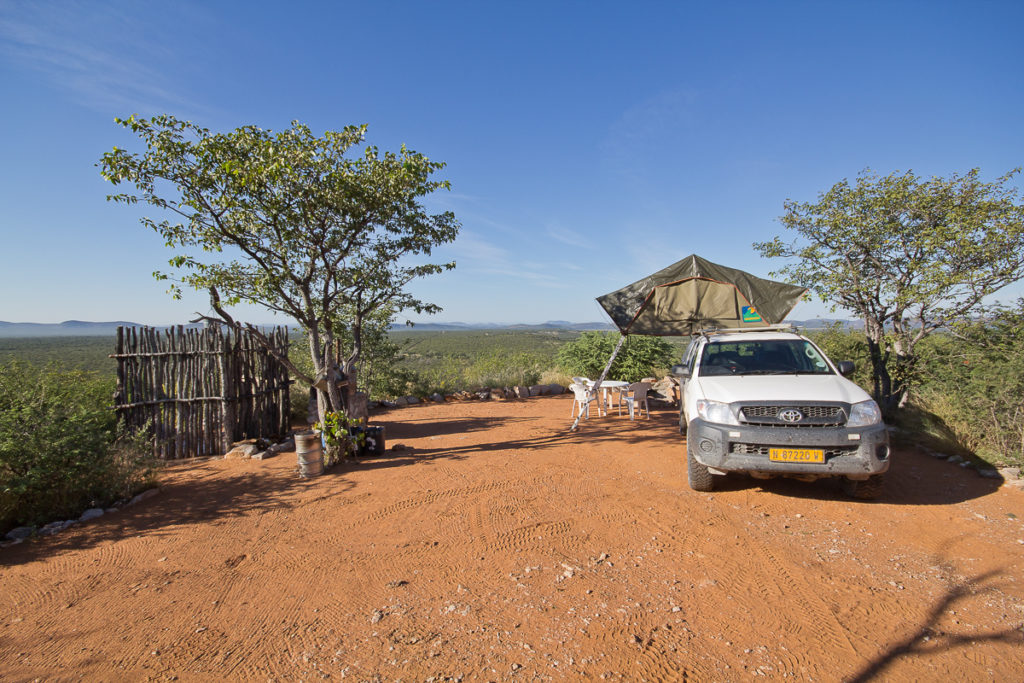 Bambatsi Camp in Namibia