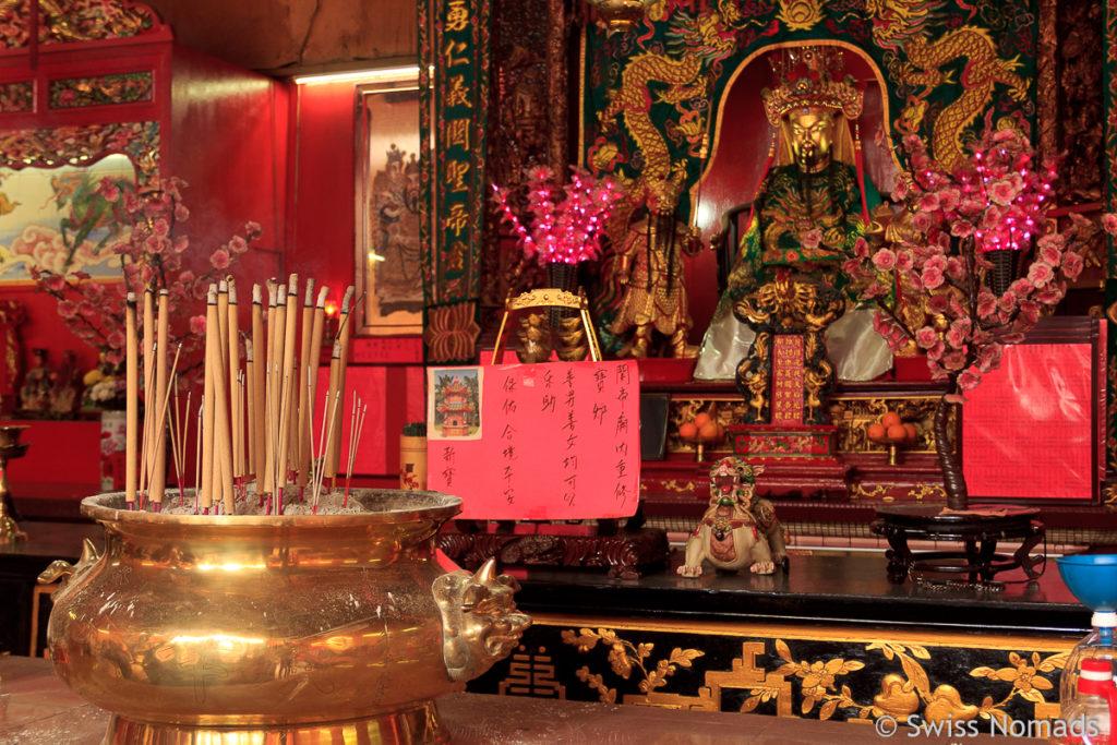 Chinesischer Tempel Kuala Lumpur