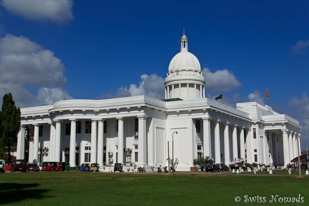Die Old Town Hall in Colombo