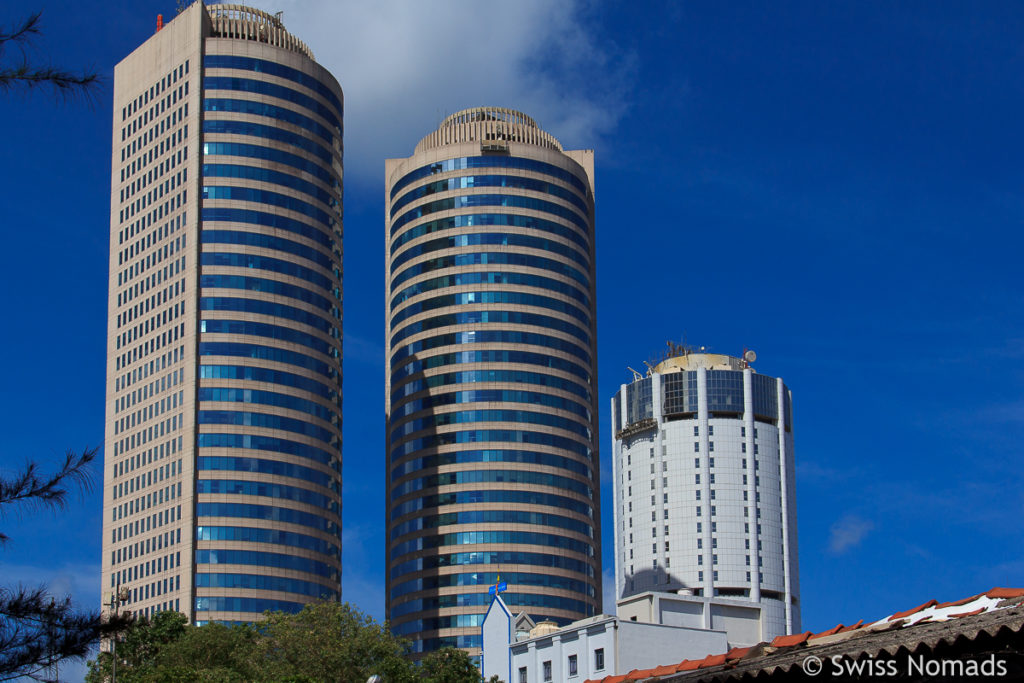 Colombo Sehenswürdigkeiten