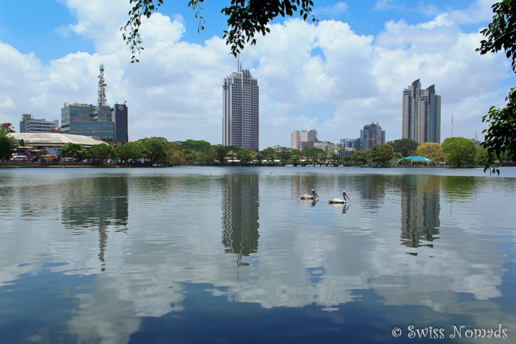 South Beira Lake in Colombo