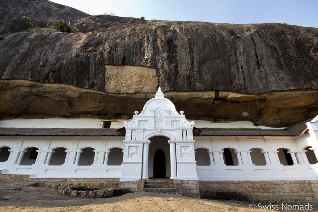 Dambulla Höhlentempel