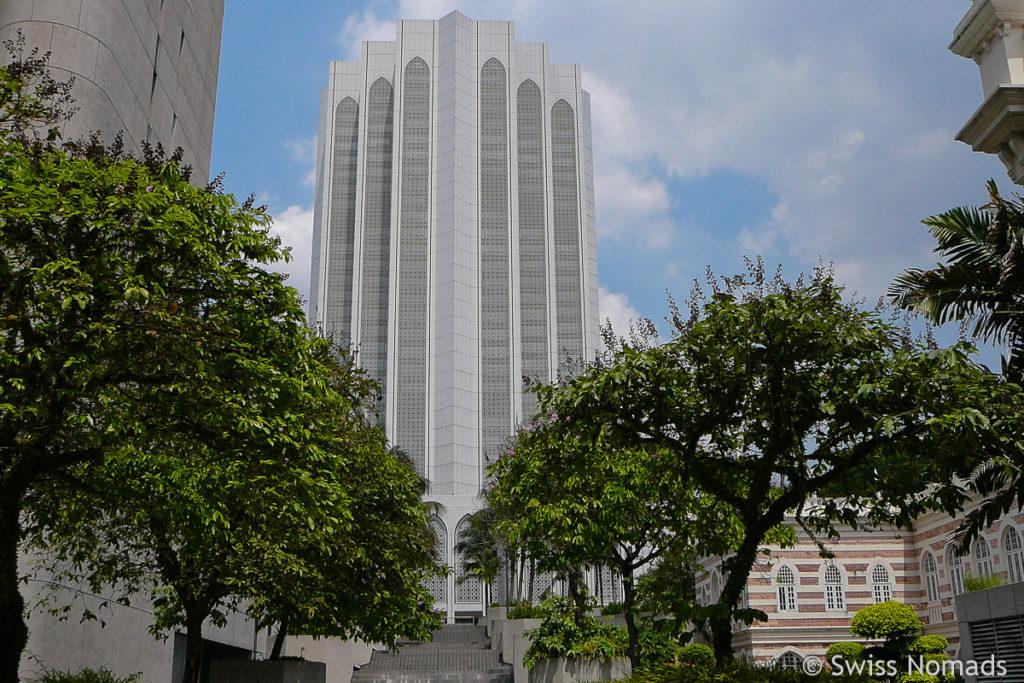 Dayabumi Building Kuala Lumpur