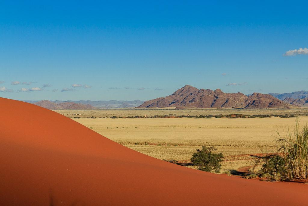 Elim Düne in der Namib Wüste