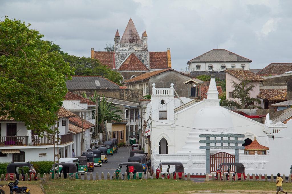 Galle Festung Sri Lanka