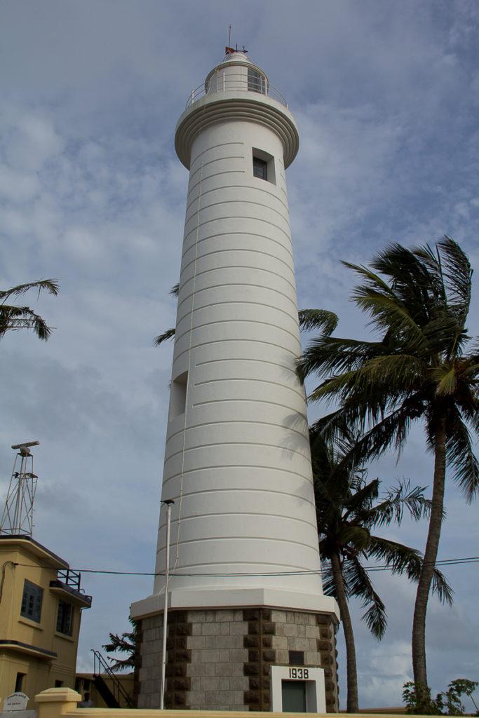 Galle Leuchtturm Sri Lanka