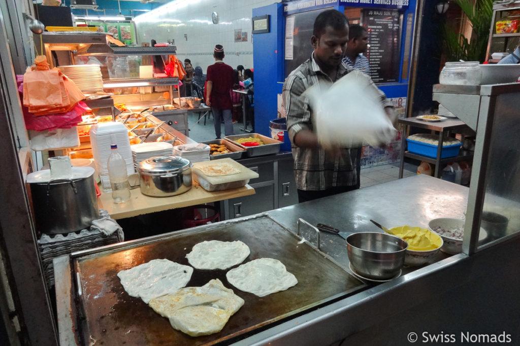 Indische Garküche