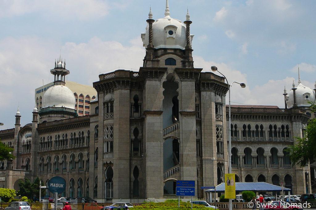 KTM Verwaltung Kuala Lumpur