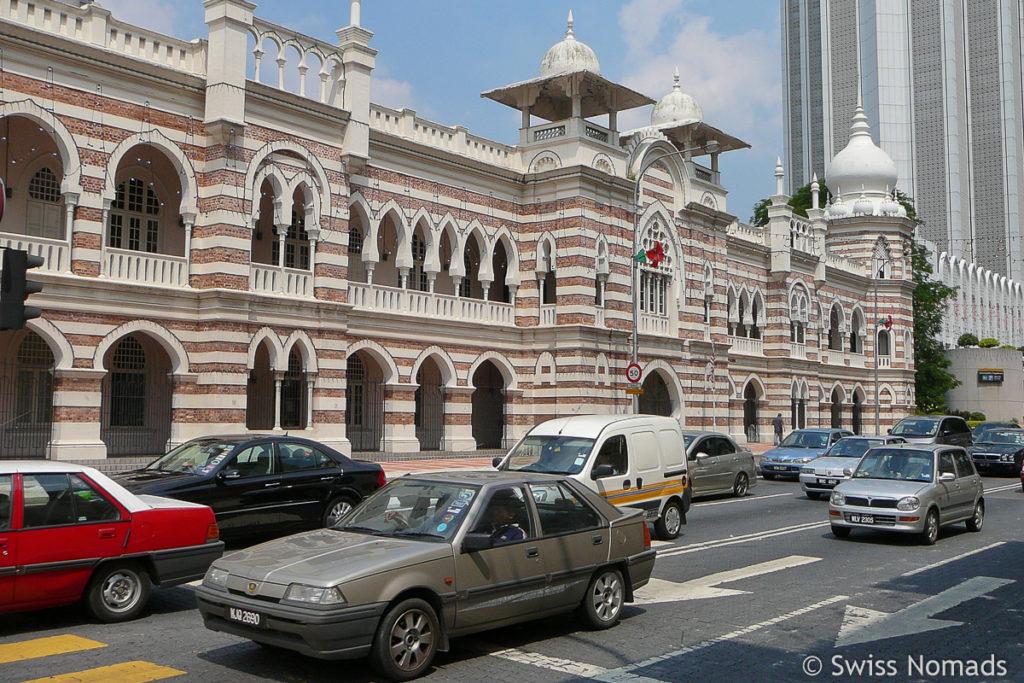 Old Post Office Kuala Lumpur