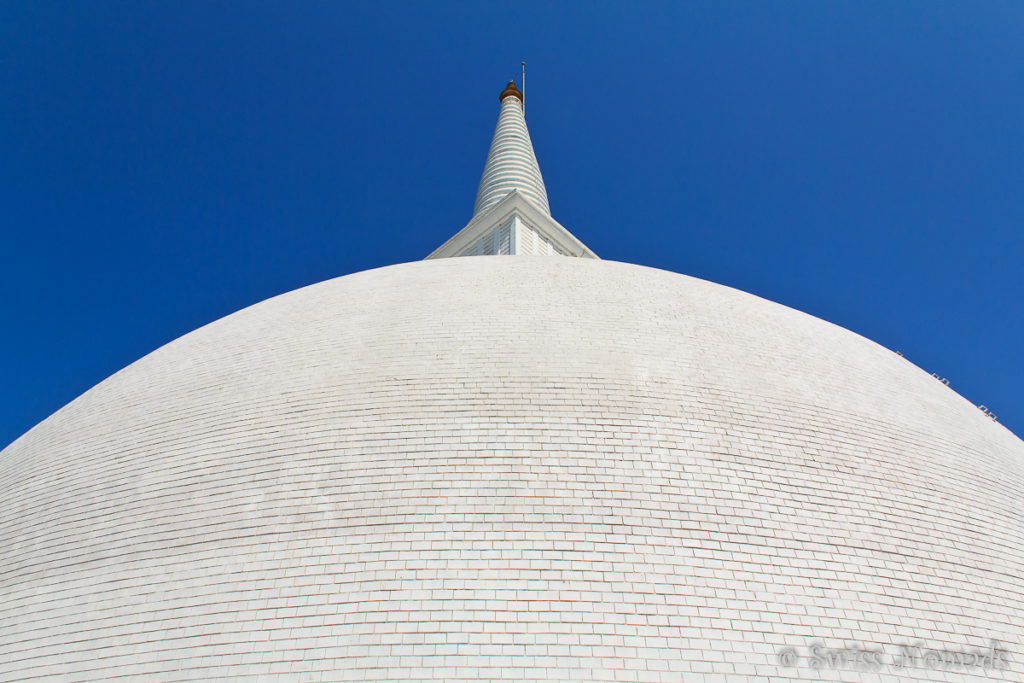 Monastic Dagoba in Mihintale