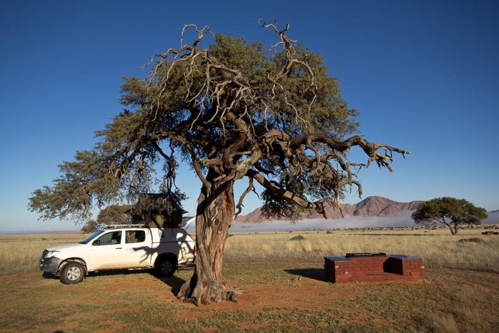 Namtib Camp im Süden Namibias
