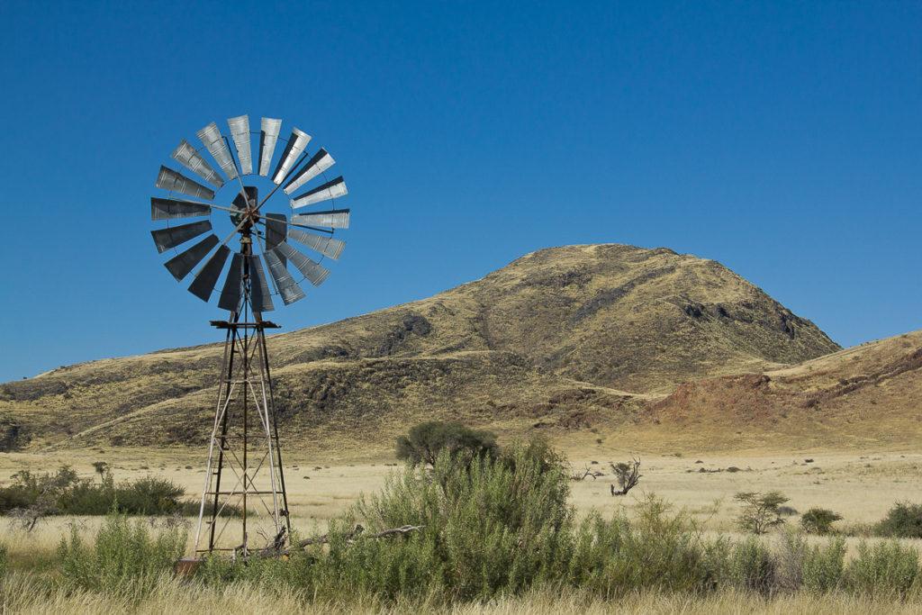 Naukluft Gebirge in Namibias Norden