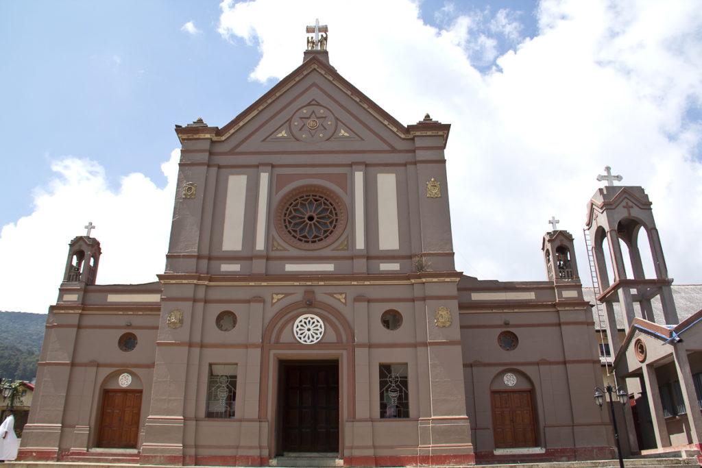 Kirche in Nuwara Eliya