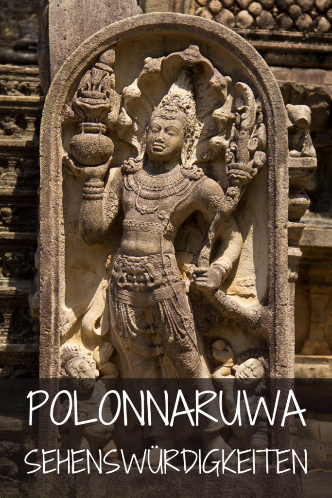 Polonnaruwa Sehenswürdigkeiten