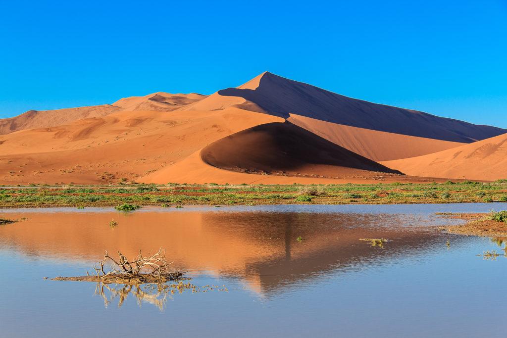 Namib Naukluft Park ist einer der Schönsten Orte in Namibia