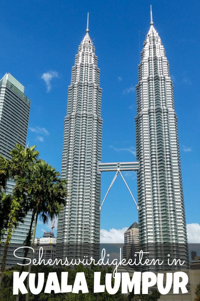 Sehenswürdigkeiten in Kuala Lumpur