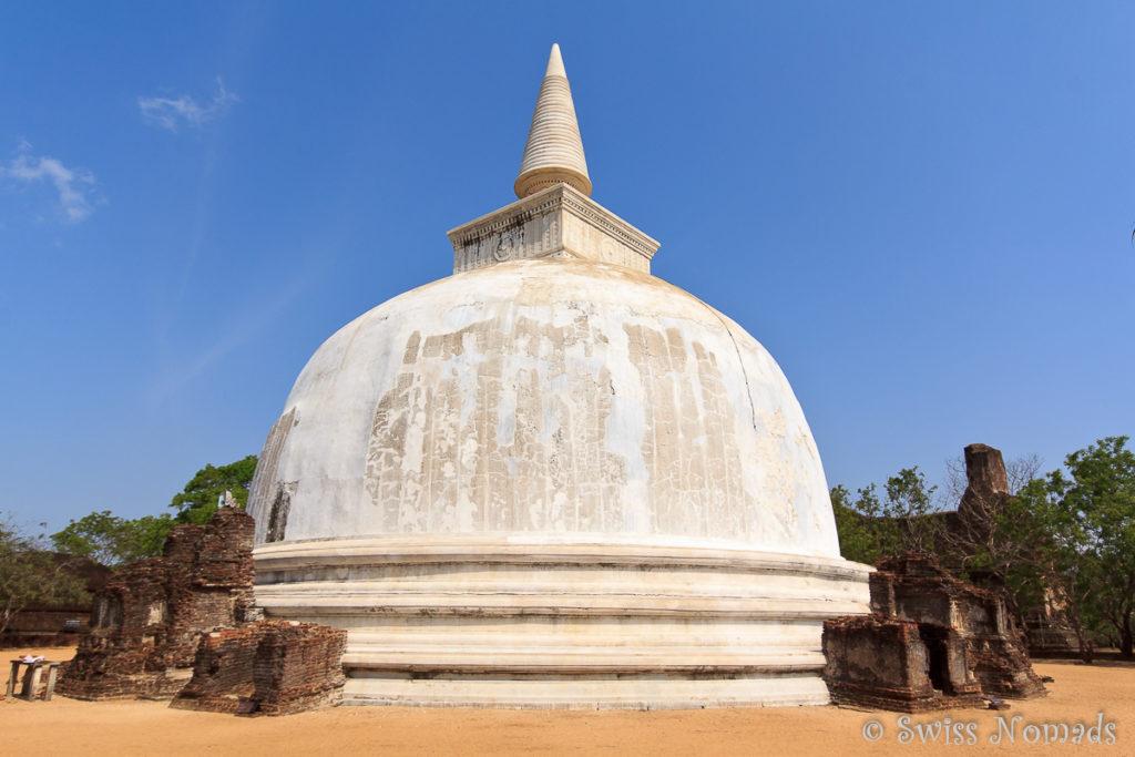 Kiri Vihara Dagoba n Polonnaruwa