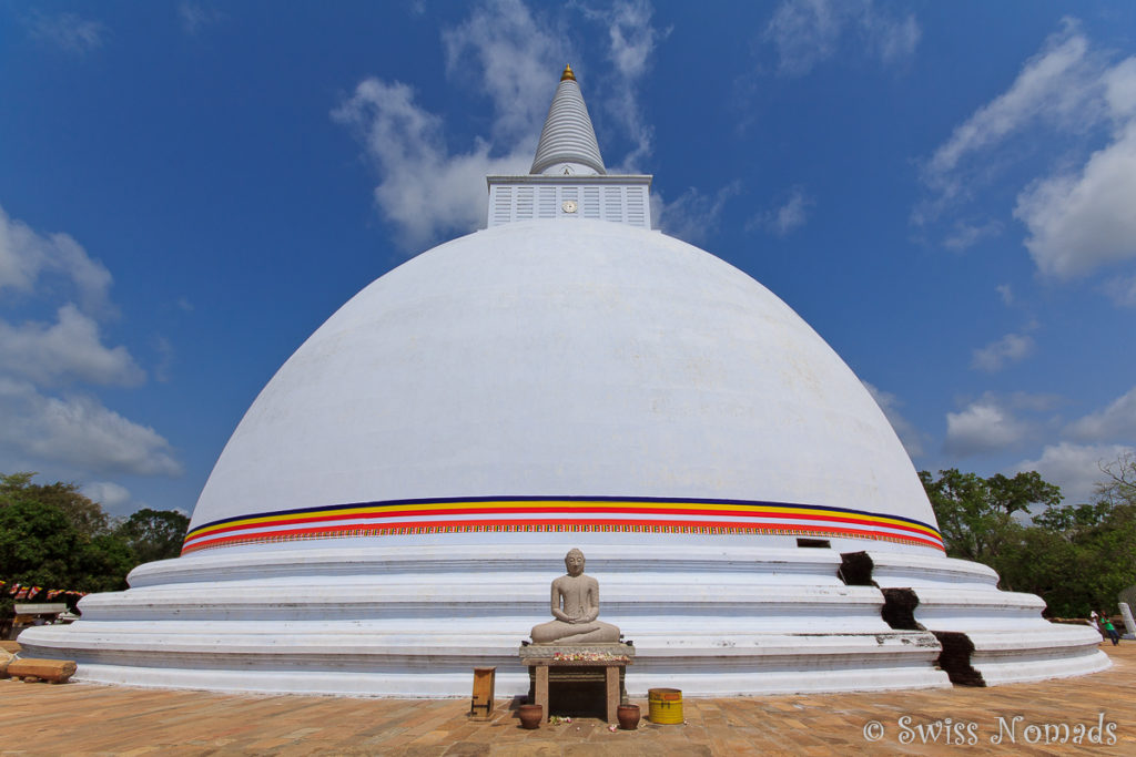 Sri Lanka Sehenswürdigkeiten Anuradhapura